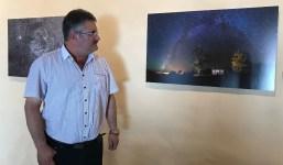 El Cabildo de La Palma expone las mejores obras presentadas al IX Concurso Internacional de Astrofotografía
