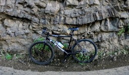 Bicicleta de montaña BTWIN en perfecto estado