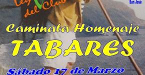 """Caminata Homenaje """"Tabares"""""""