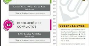 """Tazacorte recibe una nueva edición de """"Educar en Familia"""", una herramienta educativa que ayuda a padres y madres en la formación de sus hijos"""