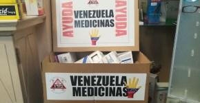 La Asociación Cultural Abora inicia una recogida de medicamentos para su envío a Venezuela