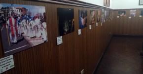 Exposición fotográfica sobre la Semana Santa palmera