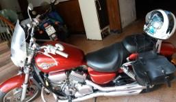 Se vende moto honda VF 750 C Magna