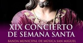 La Banda de Música de Santa Cruz de La Palma estrena este sábado una nueva marcha procesional para la Semana Santa