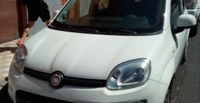 Fiat Panda solo 26000 KM