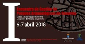 Inauguración del I Encuentro de Gestión de Parques Arqueológicos en La Palma
