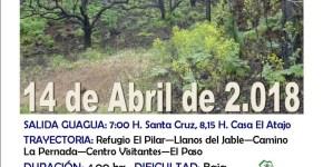 """Caminata """"Refugio del Pilar - El Paso"""""""