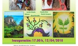 """Exposición """"ENSALADA MIXTA DE PRIMAVERA"""", Una colaboración de artistas"""