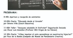 """Jornadas Infantiles para Familias """"Educación y Disfrute"""""""