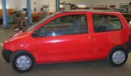 Vendo coche Renault twingo