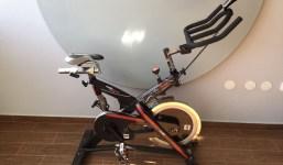 Se vende bicicleta de spining