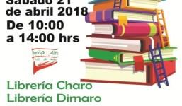 Feria del libro de Breña Alta