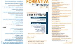 Oferta Formativa- 3º Trimestre- ECCA