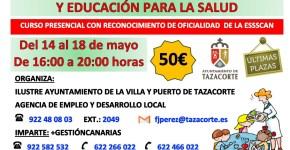 Formación para Comedores Escolares y Educación para la saludo