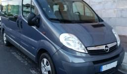 Opel Vivaro CDTI Largo 9 Plazas