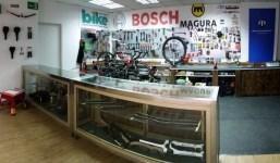 Tienda y Taller de Bicicletas