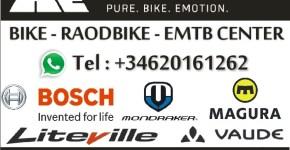 Tienda de Bicicleta con Taller para todas las marcas y alquiler de MTb y eMTB
