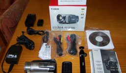 Camara de video Canon HF M306