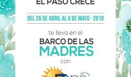 El Barco de Las Madres, nueva campaña comercial de los comerciantes de El Paso