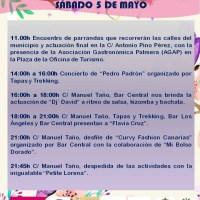 """Dinamización comercial """"Día de la Madre"""""""