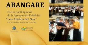 XIII Aviversario Agrupación Folclórica Abangare
