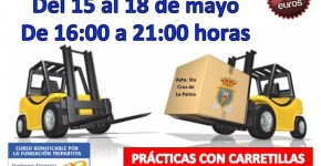 PRL en el Manejo de Las Carretillas Elevadoras
