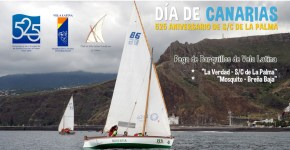 Regata Día de Canarias  525 aniversario de S/C de La Palma