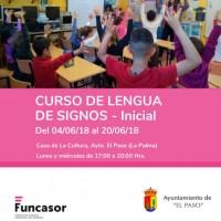 Curso Iniciación a la Lengua de Signos Española (Nivel I)