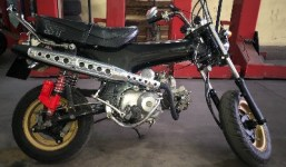 Honda 70 dax st 6v