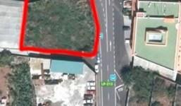 Terreno en Carretera Puerto Nao, LP 0213, Los Llanos de Aridane, 1634 metros cuadrados,