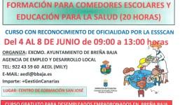 Cursos Gratuitos para Desempleados en Breña Baja