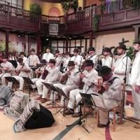 Los Benahoare y Tagomate de Tijarafe celebran el III Festival 'Felipe Vargas'