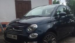 Fiat 500 del 2017
