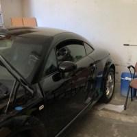 Audi TT 1.8 180cv negro