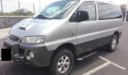 Se vende Hyundai H1 4x4 CDI 101cv de 2004