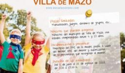 Escuela de Verano Villa de Mazo