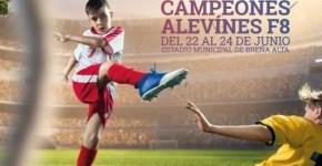 """El mejor fútbol alevín se cita en la """"Breña Baja Mágica Cup"""""""