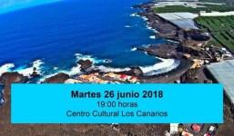 Proyecto paseo litoral de la costa de Fuencaliente