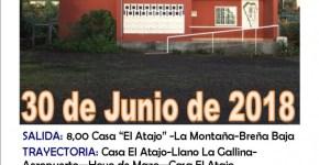 "Caminata Circular ""Casa El Atajo"""
