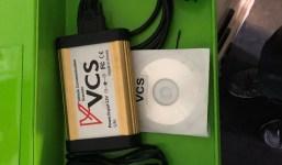 Diagnosis multimarca VCS