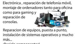 Servicio Técnico Informático y Electrónico