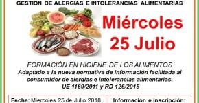 Curso de Manipulador de alimentos en Villa de Mazo