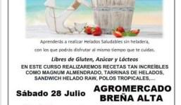 Curso de Helados Veganos Artesanos