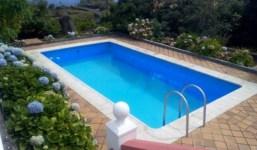 Chalet con piscina en una buena zona de Breña Alta