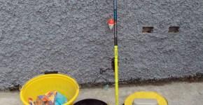 Oferta. Se vende equipo de pesca nuevo caña Vercelli Hydra max 5000, carrete Sakura Siryx 5008 fd y más.