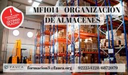 CURSO GRATUITO ORGANIZACIÓN DE ALMACENES