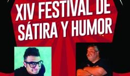 """Yeray Díaz e Iván """"El Bastonero"""" para el Festival de Humor"""
