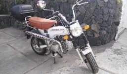 Moto Sumco Dingo 125