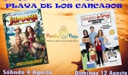 Cine de Verano en Los Cancajos