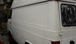 Se vende furgon Nissan Trade